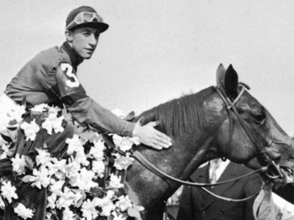 Eddie Arcaro is the only jockey to have won the Triple Crown twice