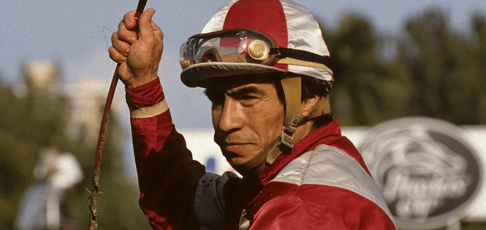 Laffit Pincay Jr. maintained racing success for five decades