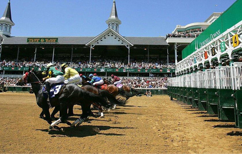 Kentucky Derby odds racing line