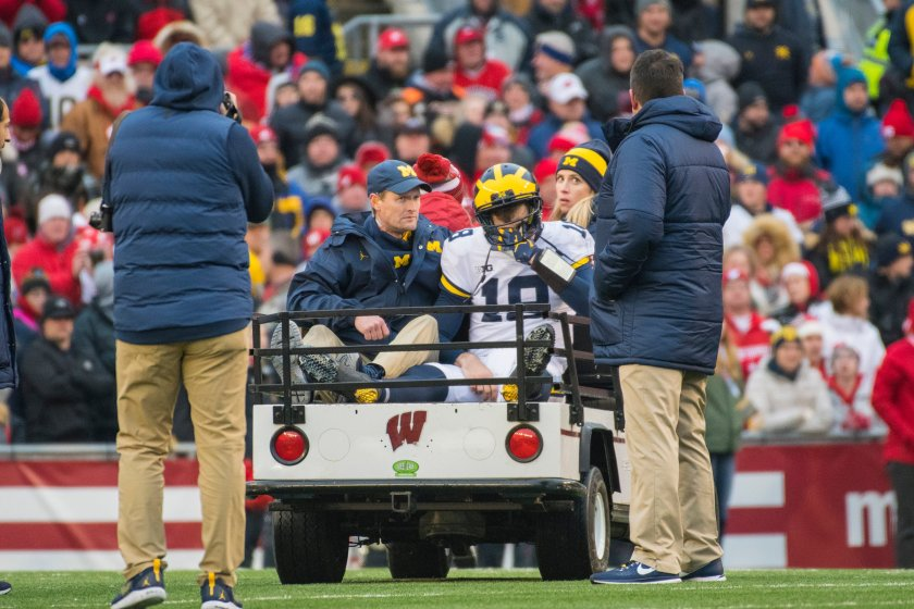 Big Ten Conference injury reports