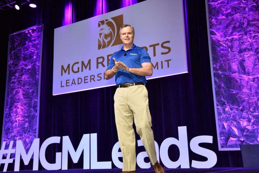 MGM Resorts layoffs 2019 revenue