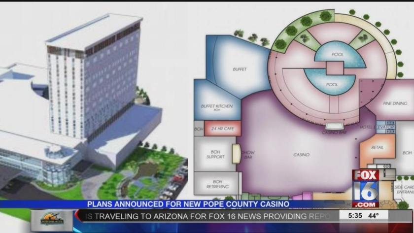 arkansas casino