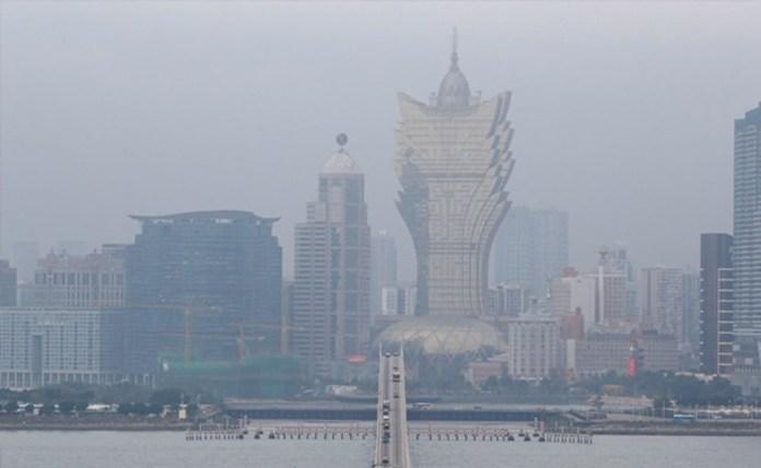 Macau Guangdong China Hong Kong