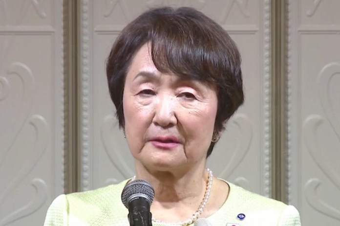 Yokohama mayor Fumiko Hayashi casino
