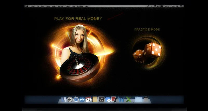 Plau Online in Real Casino