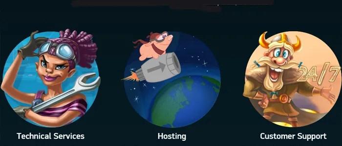 NetEnt online casino service