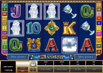Avalon slot game review