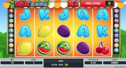 Fruit Shop slot game