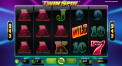 Twin Spin with Wild Symbol