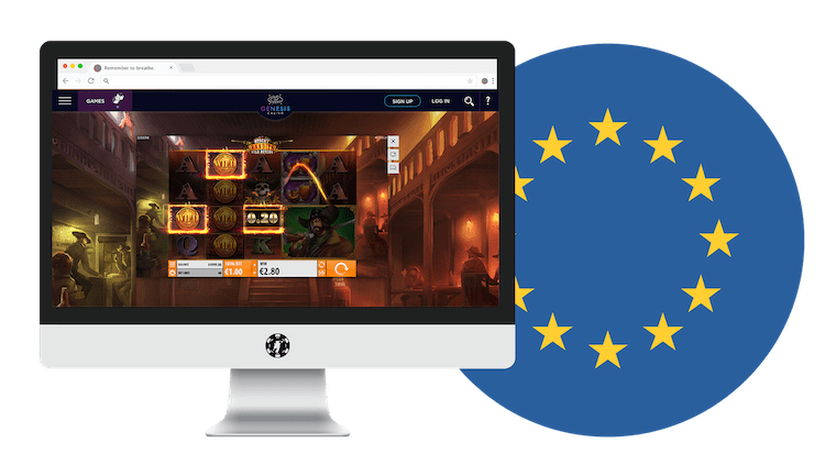 Online Casinos in Europe Live Games