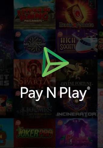 Pay n Play Casino Slot Games