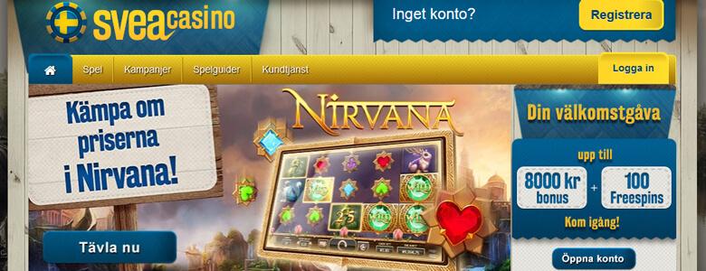 sveacasino-nirvana