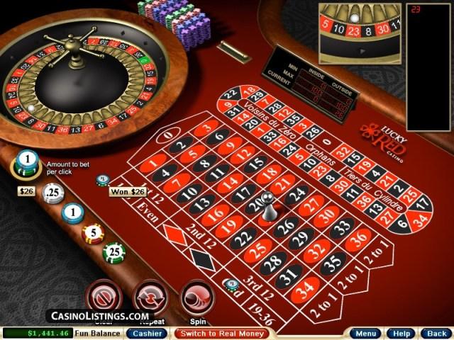 Free European Roulette game (RTG) | Casino Listings free games