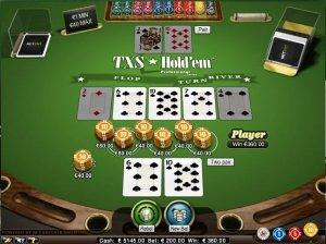 live casino texas holdem