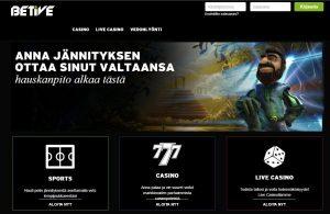 betive kokemuksia suomalaisilta