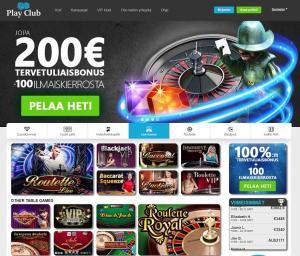 play club casino kokemuksia