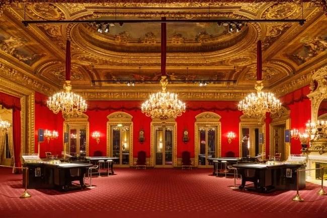 Baden-Baden Casino (Baden-Baden, Germany)