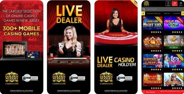 Best casino game app