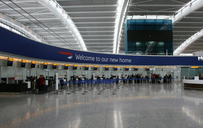 Heathrow-London-UK