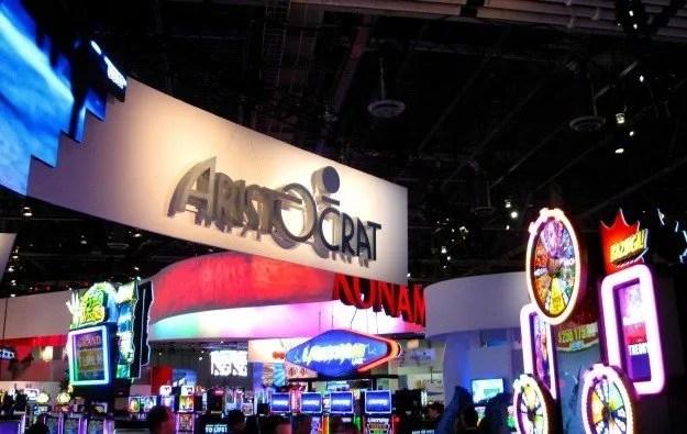 Aristocrat slot machines
