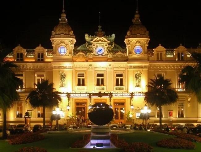 Monte Carlo iconic casino,