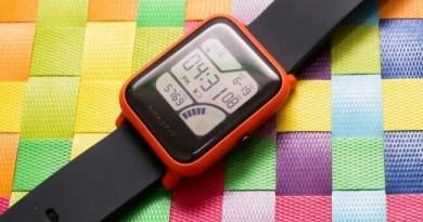 Amazfit Bip – Discounted Smartwatch Alternative to Apple Watch or Fitbit Versa