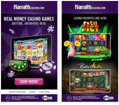 Harrahs casino mobile lost at casino