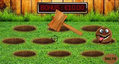 """Su 32Red Casino Bonus ogni giorno con """"Becca la Talpa ..."""