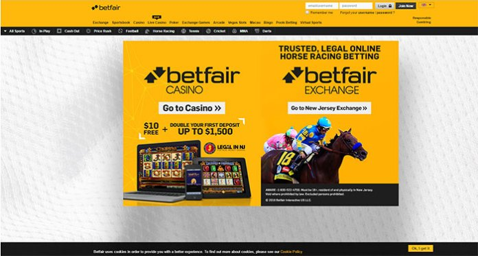 Betfair Extends Partnership with Playtech