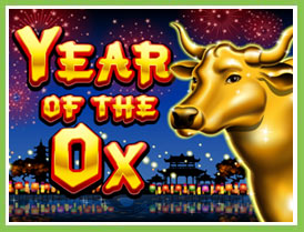 Year of the Ox Video Slot Game