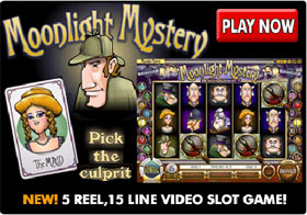 Moonlight Mystery Video Slot Game