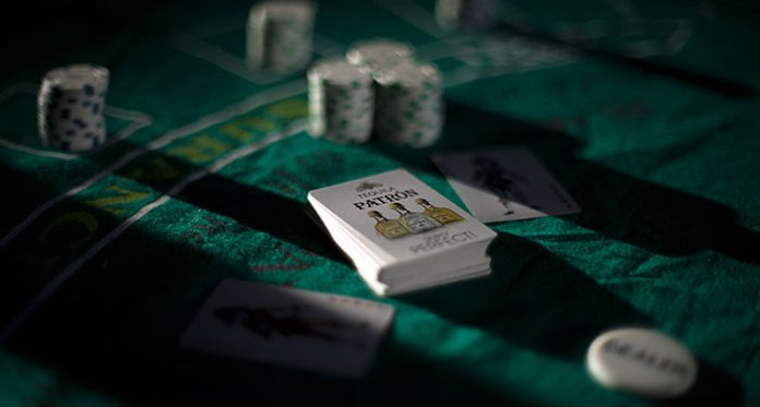 The (Gambling) Times They Are A Changin'
