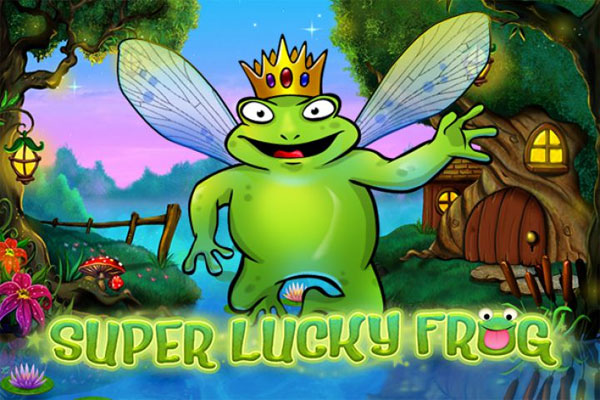 Super Lucky Frog Slot Game