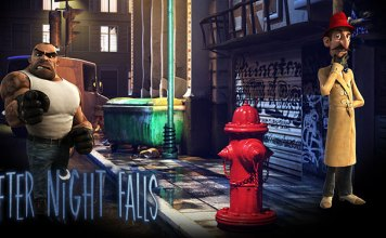After Night Falls Slot Game