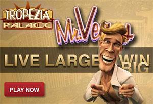 Tropezia Palace Online Casino Week Long Player Bonus Celebration