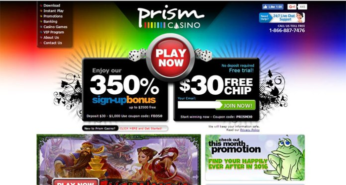 Prism Casino, A Warning About Slow Payouts