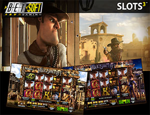 BetSoft Gaming's True Sheriff Slot is Wild as the Old West