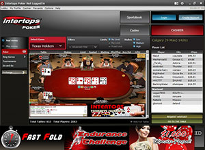 Intertops Fast Fold, Freerolls and Frequent Flyer Points are On!