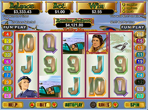 Slot game tally ho