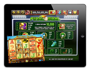 New Final Goal Slots App for Mobile from IGT's Double Down Casino