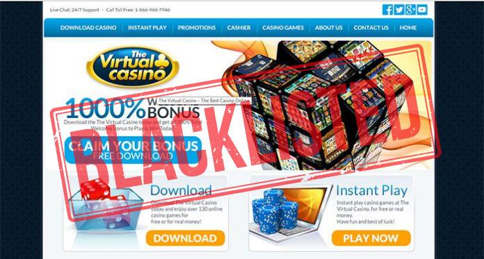 Virtual Casino Group – Blacklisted