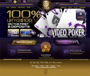 Miami Club Casino, $25,000 Winner on Video Poker