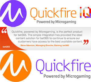 Microgaming's Quickfire iQ, An Innovative New Intergration
