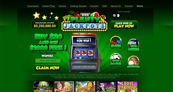 Plenty Jackpots Casino Complaint