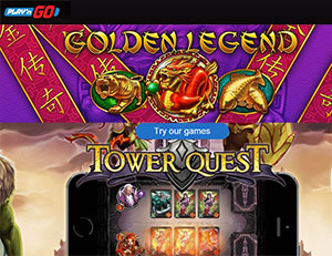 Play'n Go Releases Golden Legend, A Tale of Ancient Lore