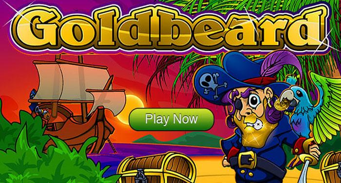 Goldbeard Slot Game