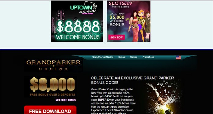 Grand Parker Casino Complaint - Blacklisted