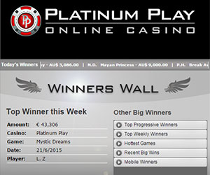 Three Big Weekly Inspirational Wins That Are Pure Platinum
