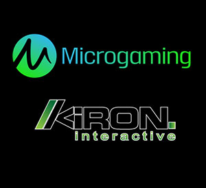 Microgaming Quickfire and Kiron Interactive New Deal
