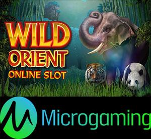 Microgaming Announces Sun Tide, Wild Orient Video Slots